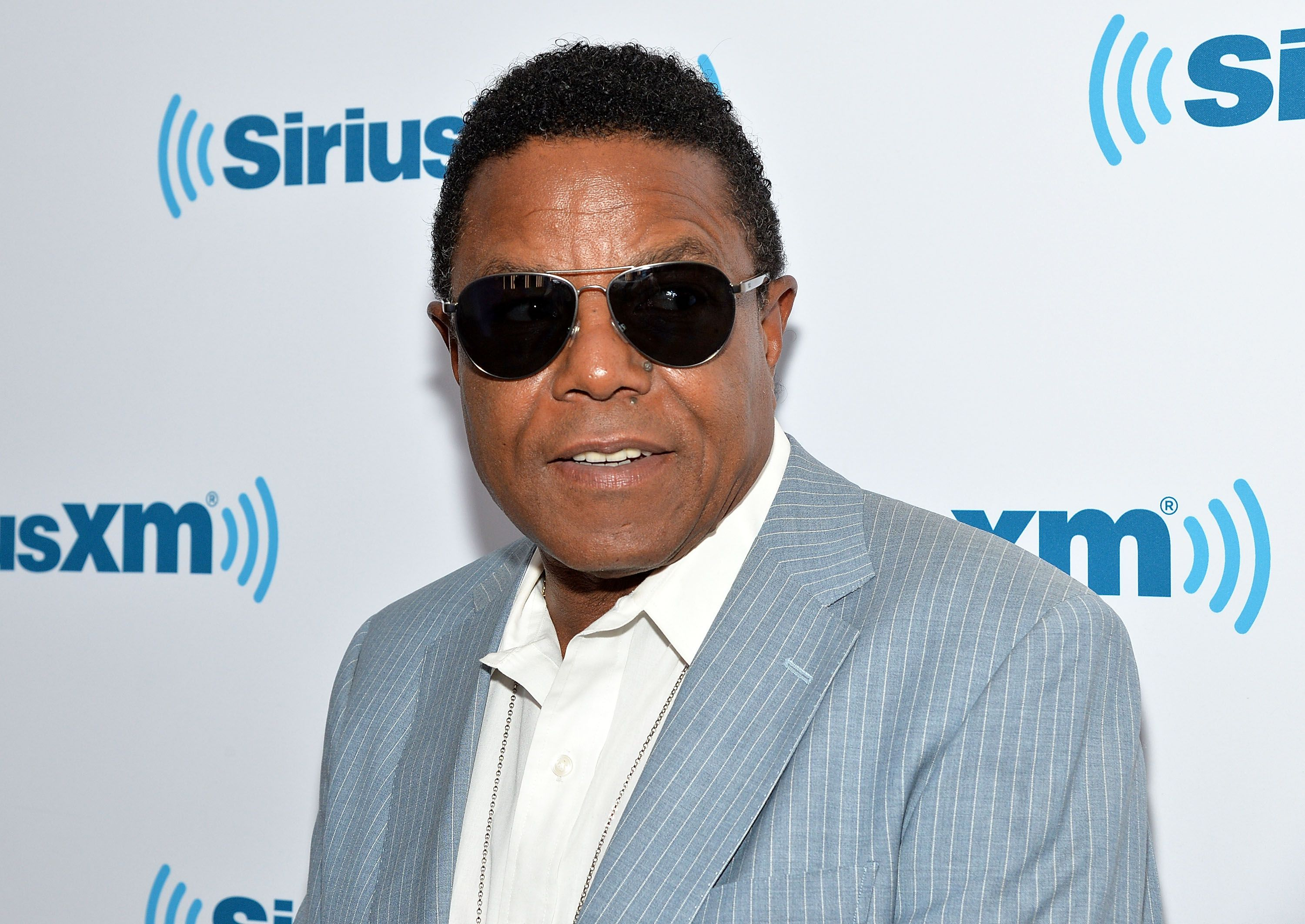 Tito Jackson visits SiriusXM Studios on June 15, 2016 in New York | Source: Getty Images