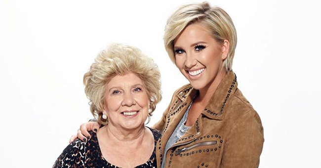 Chase and Savannah Chrisley Share Cute Photos and Videos in Honor of Nanny Faye's Birthday