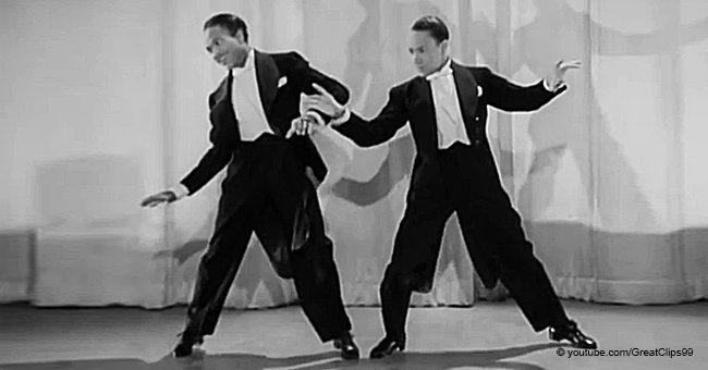 The Nicholas Brothers perform what's likely the most incredible dance routine ever filmed