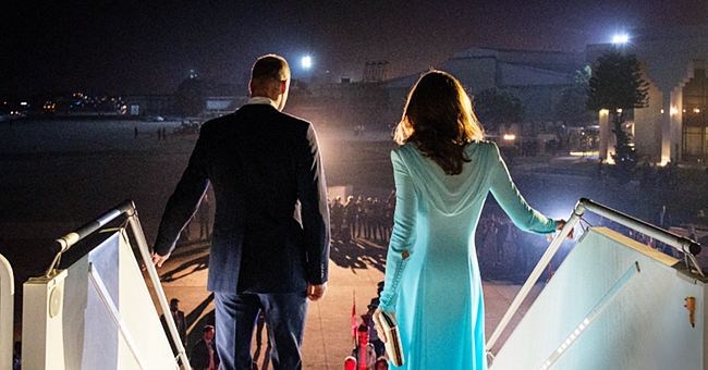 Kate Middleton and Prince William Kick off Their 5-Day Royal Tour of Pakistan