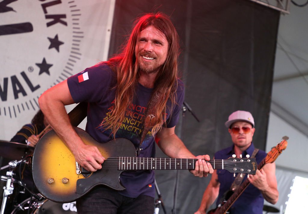 Lukas Nelson. Image Credit: Getty Images