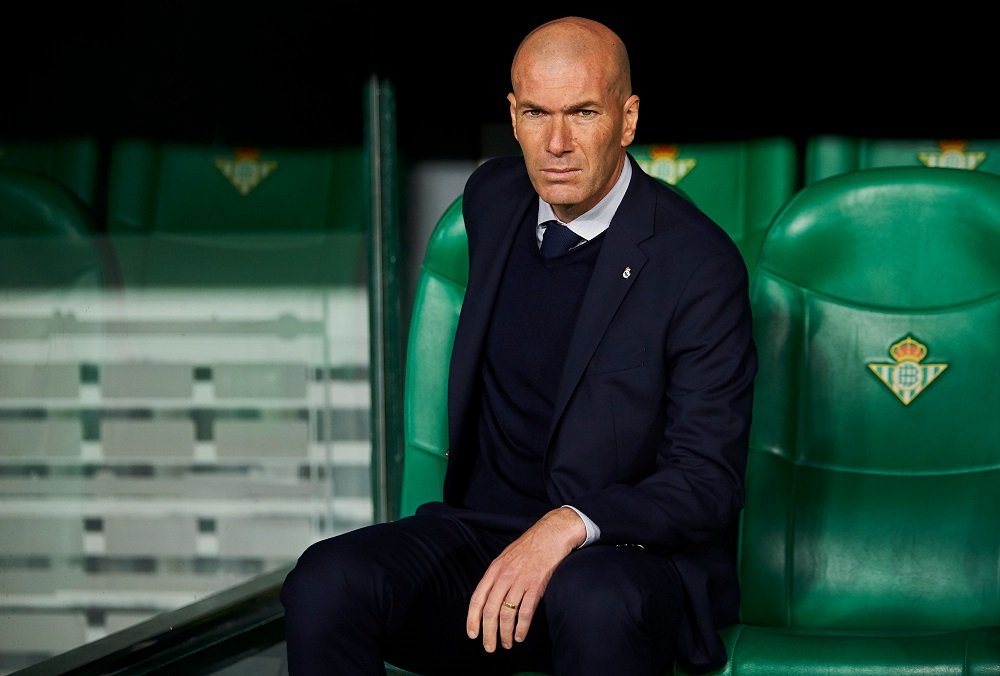 Le footballeur Zinédine Zidane | Photo : Getty Images