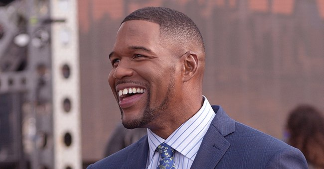 See Photos Michael Strahan Shared of His Mom on Her B-Day — Did He Inherit Her Facial Features?