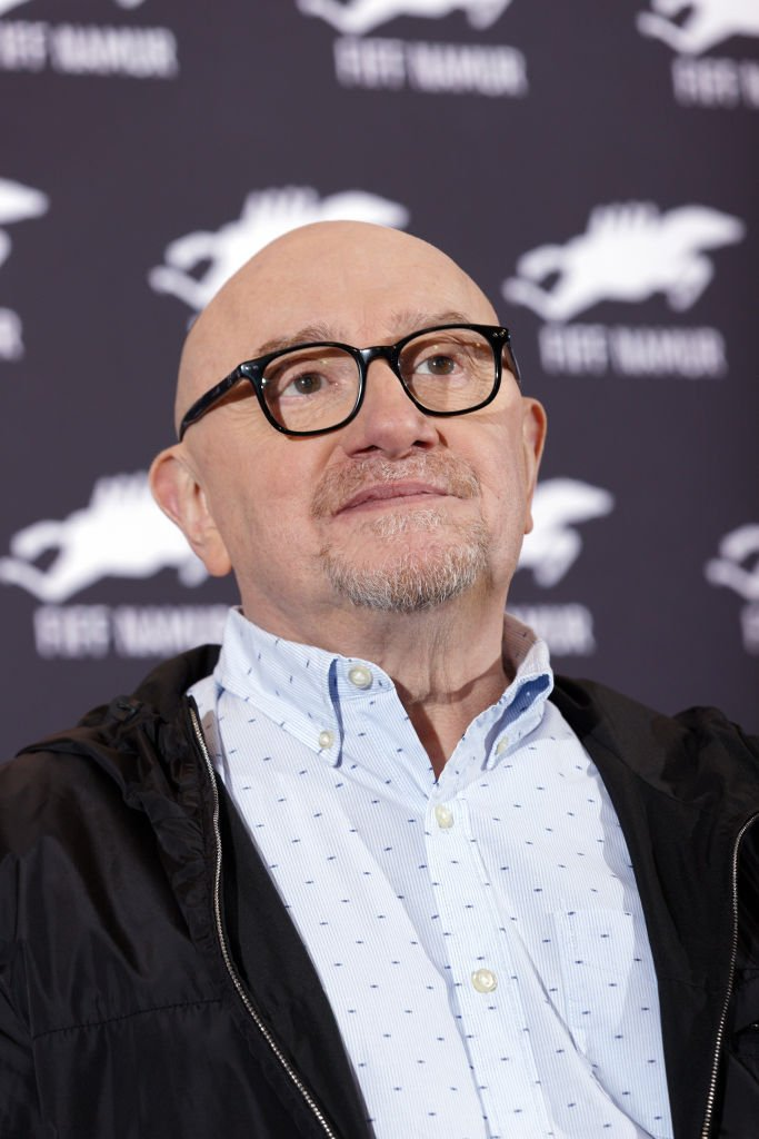 "​​Michel Blanc assiste à la photocall pour le film ""Voyez comme on danse"" 