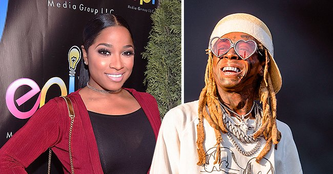 Reginae Carter Shows off Strong Resemblance to Mom Toya Johnson & Dad Lil Wayne in a Makeup-Free Selfie