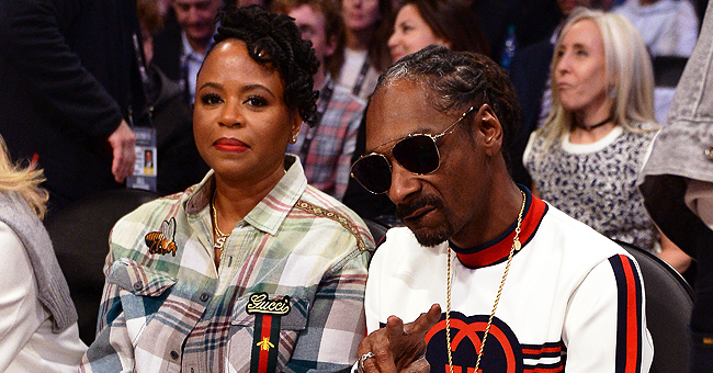 Snoop Dogg's Wife Shante Broadus Shares Photo of Herself & Son Corde after Grandson Kai's Death