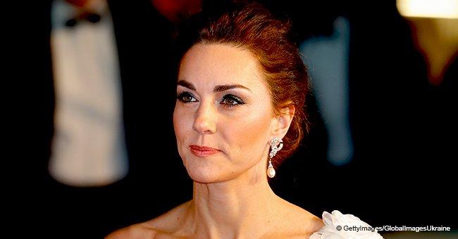 Kate Middleton rinde homenaje a su difunta suegra, la Princesa Diana, usando sus zarcillos