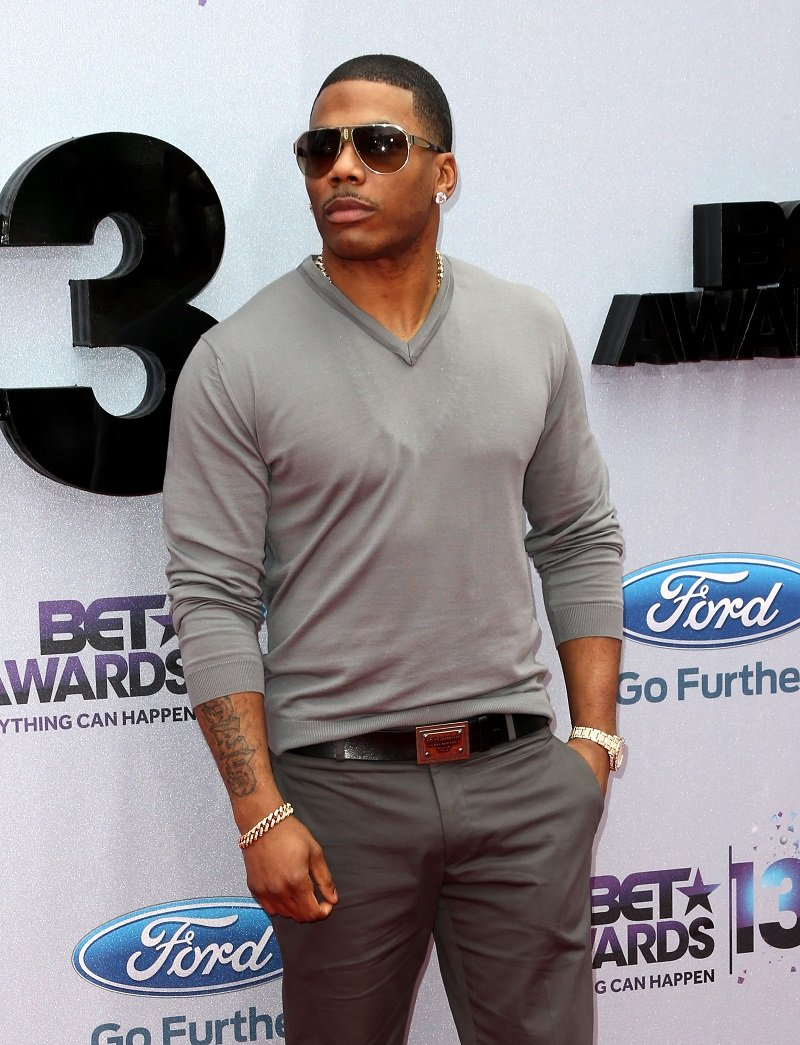 Nelly in Los Angeles, California on June 30, 2013. | Photo: Getty Images