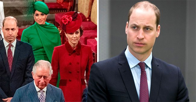 Prince William Slammed for 'Hypocrisy' of Euro Cup Racism Remark – Fans Recall Meghan Markle Abuse Claim