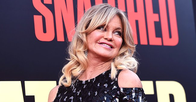 Goldie Hawn Says She's More of a Dancer and Opens up about Her Approach to Life