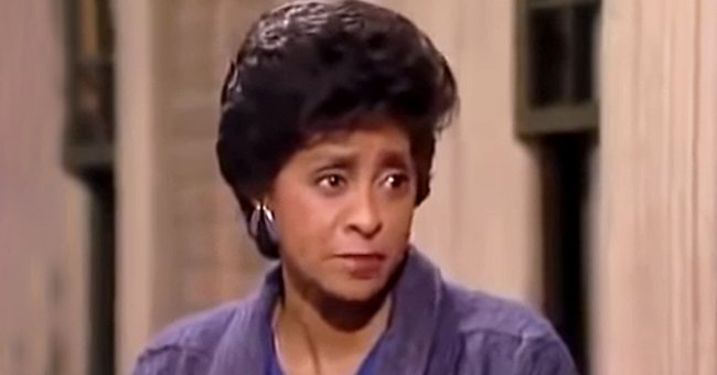 Marla Gibbs of 227 Fame Supports Great-Granddaughter Aila by Plugging Her Singing Video on IG