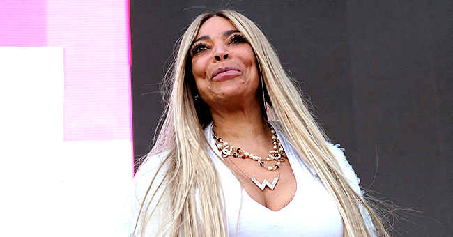 Wendy Williams' Getting Her Groove Back, Cozies up to Younger Mystery Man in Pic
