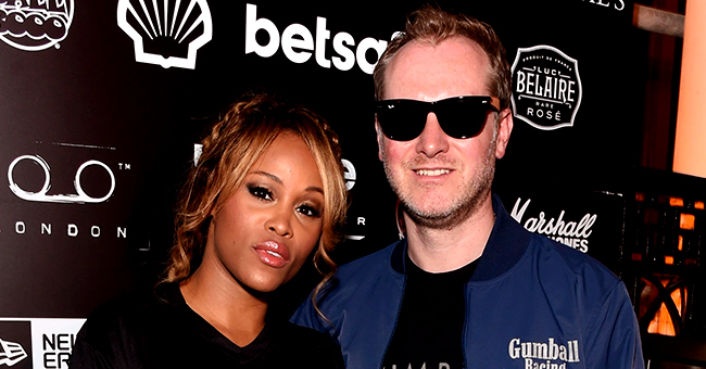 Eve's Husband Maximillion Cooper Shares Sweet Message & Lovely Photo of Wife on Her 41st Birthday