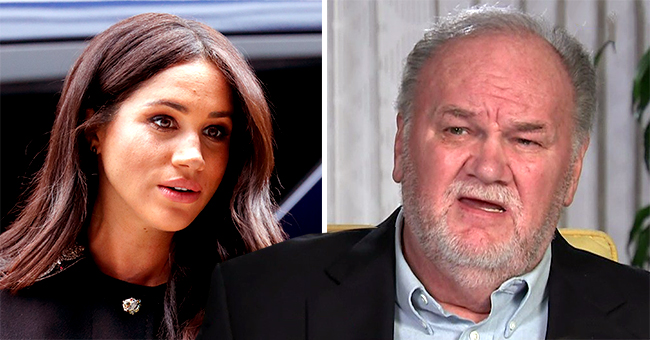 Meghan Markle's Dad Thomas Explains Why He Released Parts of the Duchess' Private Letter