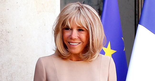 Brigitte Macron éblouit au G7 dans des tenues Louis Vuitton pour un total d'environ 12 000 euros