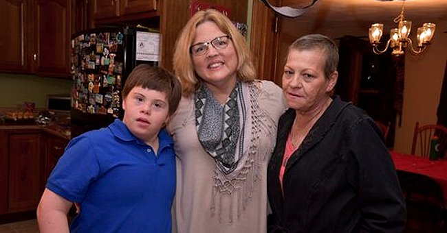 Teacher Is Raising Student with down Syndrome after His Mom's Tragic Death
