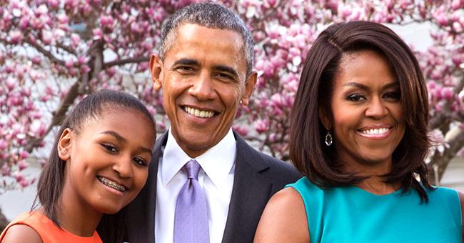 Barack, Michelle Obama's Daughter Sasha Chooses Michigan University Not Harvard like Malia: Report