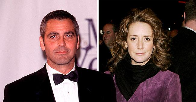 Découvrez la première femme de George Clooney, Talia Balsam, 26 ans après leur divorce