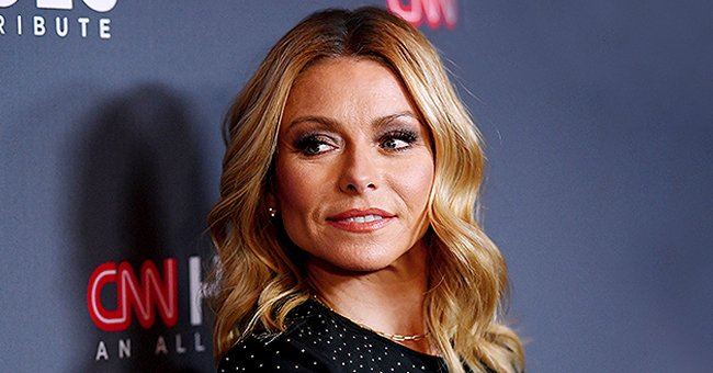 Kelly Ripa's Husband Mark Consuelos and Son Michael Are Her Man Crushes in Sweet Photo