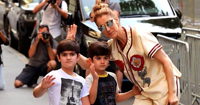 Céline Dion publie de nouvelles photos de ses jumeaux pour leur 9e anniversaire