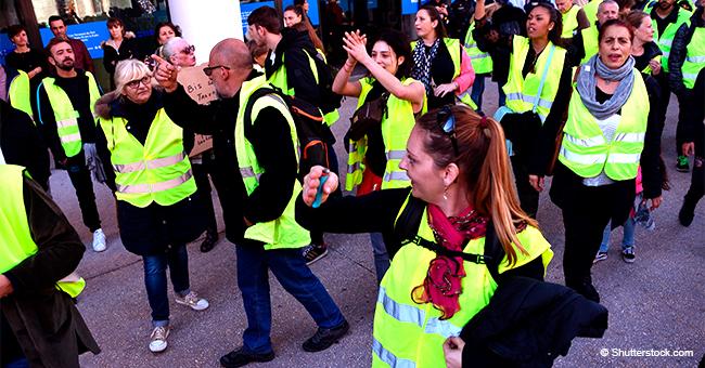 Gilets jaunes : Un garçon de 13 ans, arrêté par la police lors des manifestations à Besançon