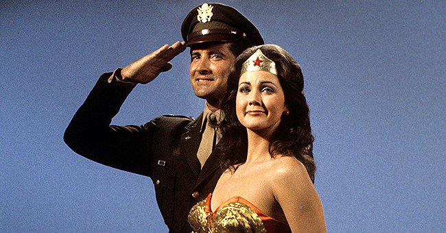 Lynda Carter of 'Wonder Woman' Fame Remembers Late Costar Lyle Waggoner in Sweet Tribute