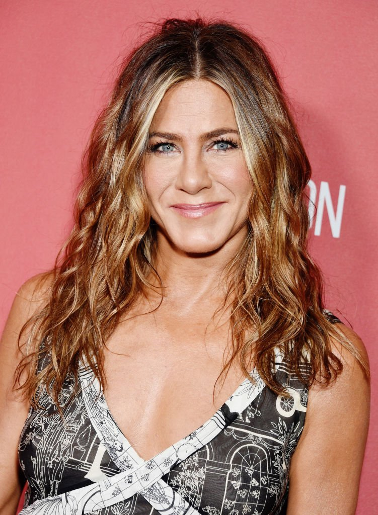 Jennifer Aniston assiste à la 4e remise annuelle des Artists Awards de la Fondation SAG-AFTRA au Wallis Annenberg Center for the Performing Arts. | Photo : Getty Images