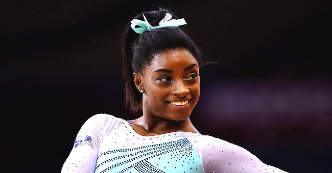 Simone Biles Puts New Sternum Piercing on Display in Latest Instagram Picture