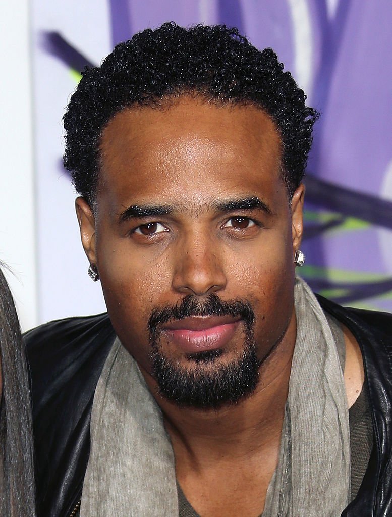 """Actor Shawn Wayans at the premiere of """"Justin Bieber's Believe"""" in December 2013. 