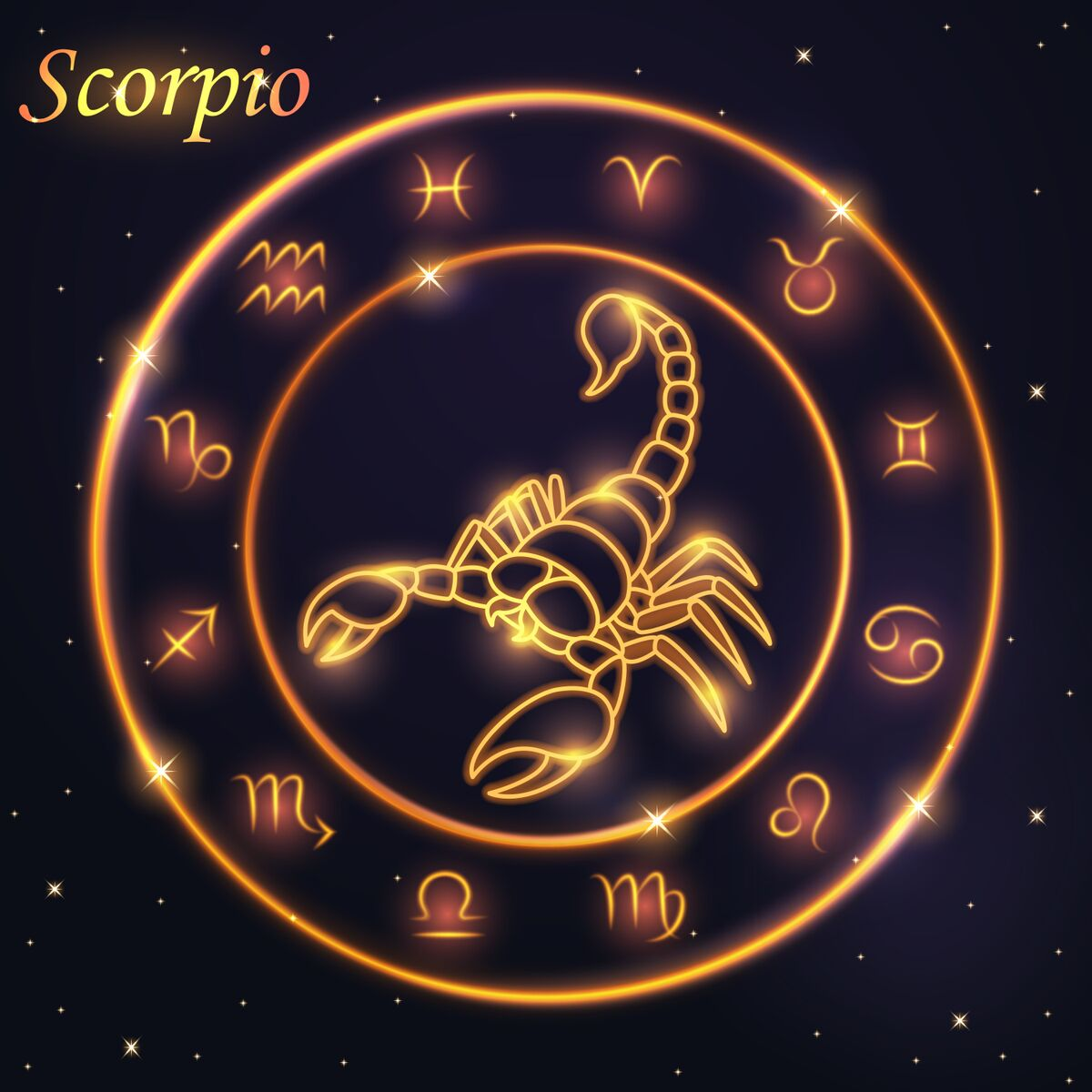 Signe du Scorpion. | Photo : Shutterstock