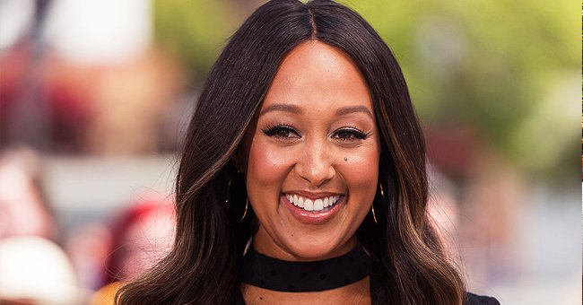 Here's How Tamera Mowry Paid Tribute to Husband Adam Housley on His 49th Birthday
