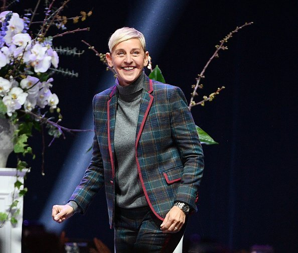 Ellen DeGeneres at Scotiabank Arena on March 03, 2019 in Toronto, Canada | Photo: Getty Images