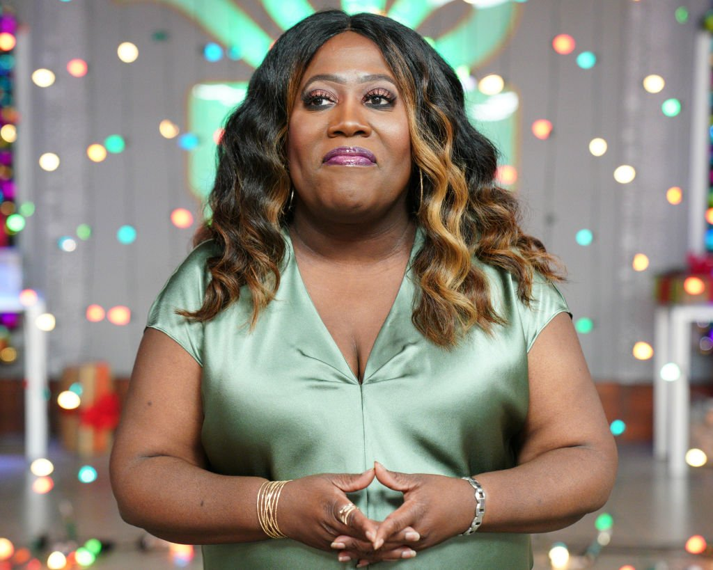 """Sheryl Underwood on an episode of """"Wrap Battle"""" that aired on December 9, 2019, on Freeform 