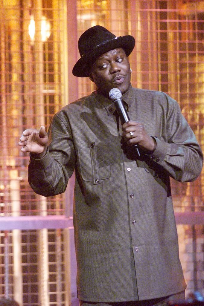 Bernie Mac at a pre event party for the Billboard Awards on March 2001 | Photo: Getty Images