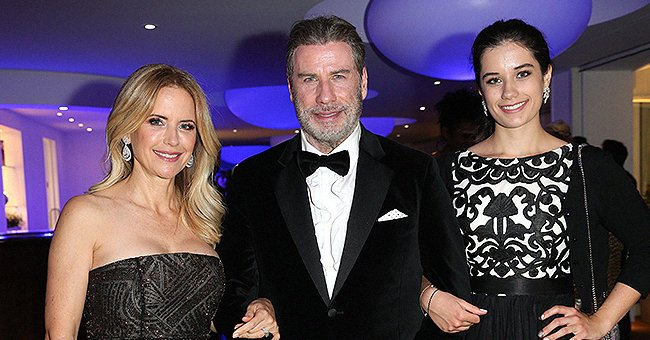Here Is How John Travolta's Daughter Ella Mourned the Death of Her Mother Kelly Preston