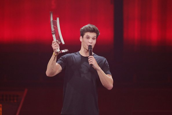 Wincent Weiss, Echo Award, 2018   Quelle: Getty Images