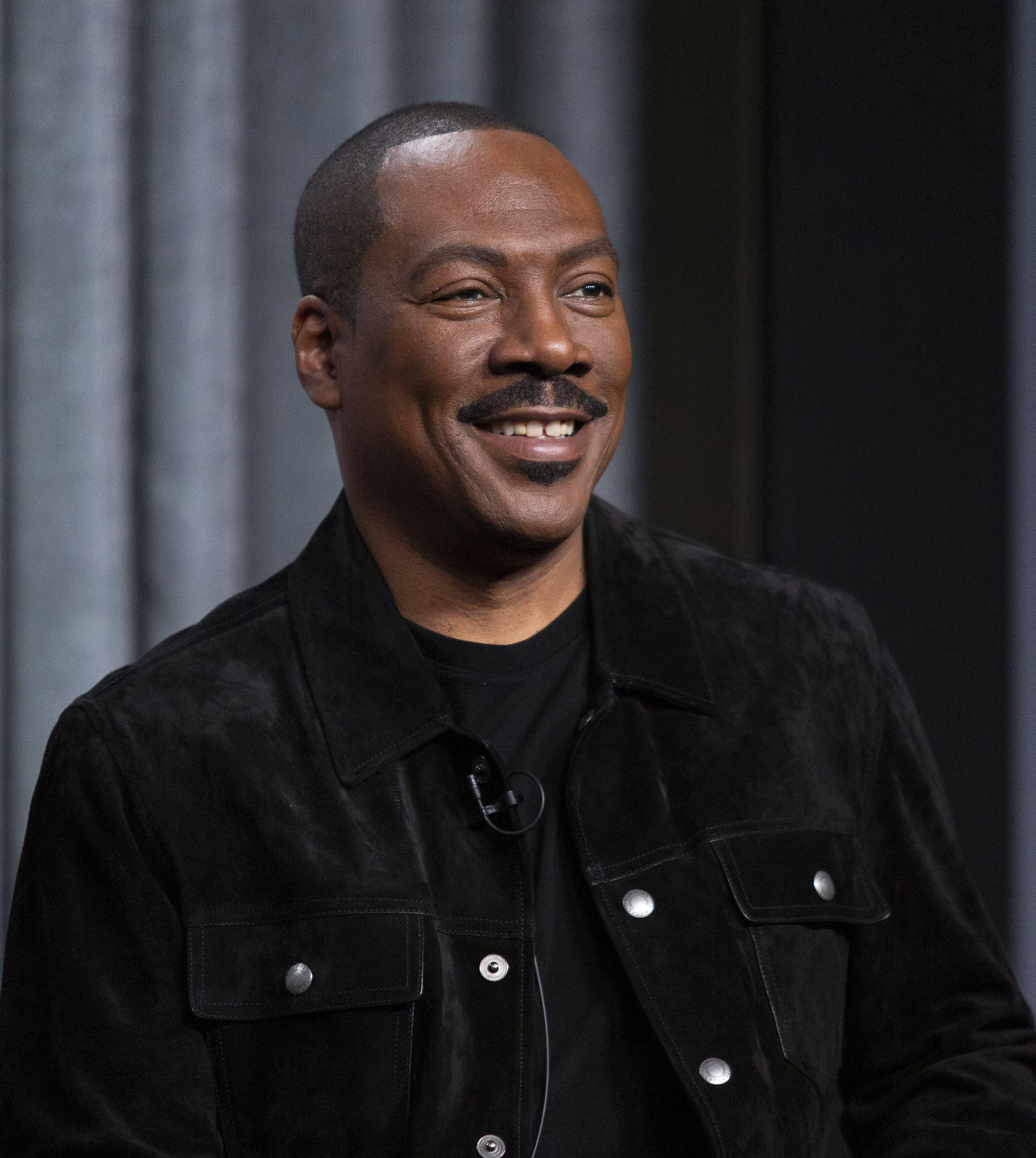 "Eddie Murphy during his appearance on SAG-AFTRA Foundation's ""Conversations"" in  2019. 