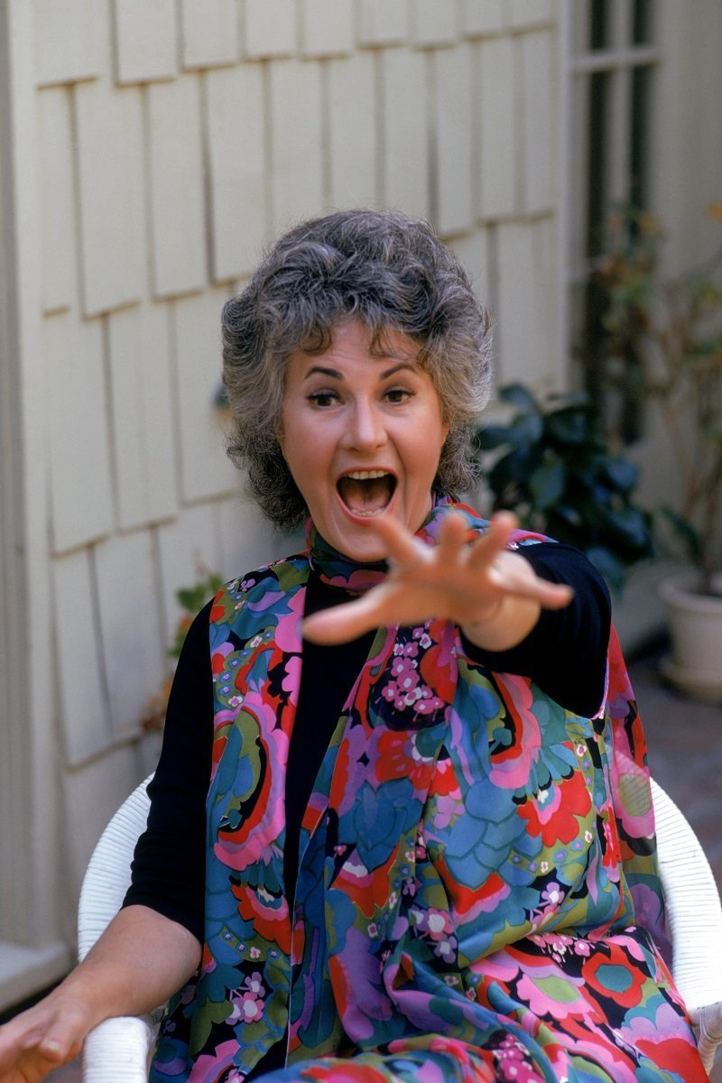 Bea Arthur poses for a portrait at her California ranch in 1972 | Source: Getty Images