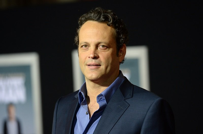 Vince Vaughn on November 3, 2013 in Hollywood, California | Photo: Getty Images