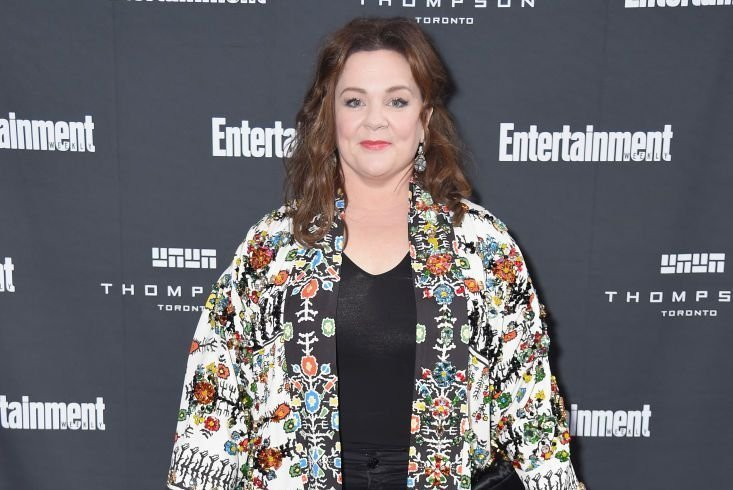 Melissa McCarthy at the Toronoto International Film Festival in 2018 at the Thompson Hotel | Photo: Getty Images