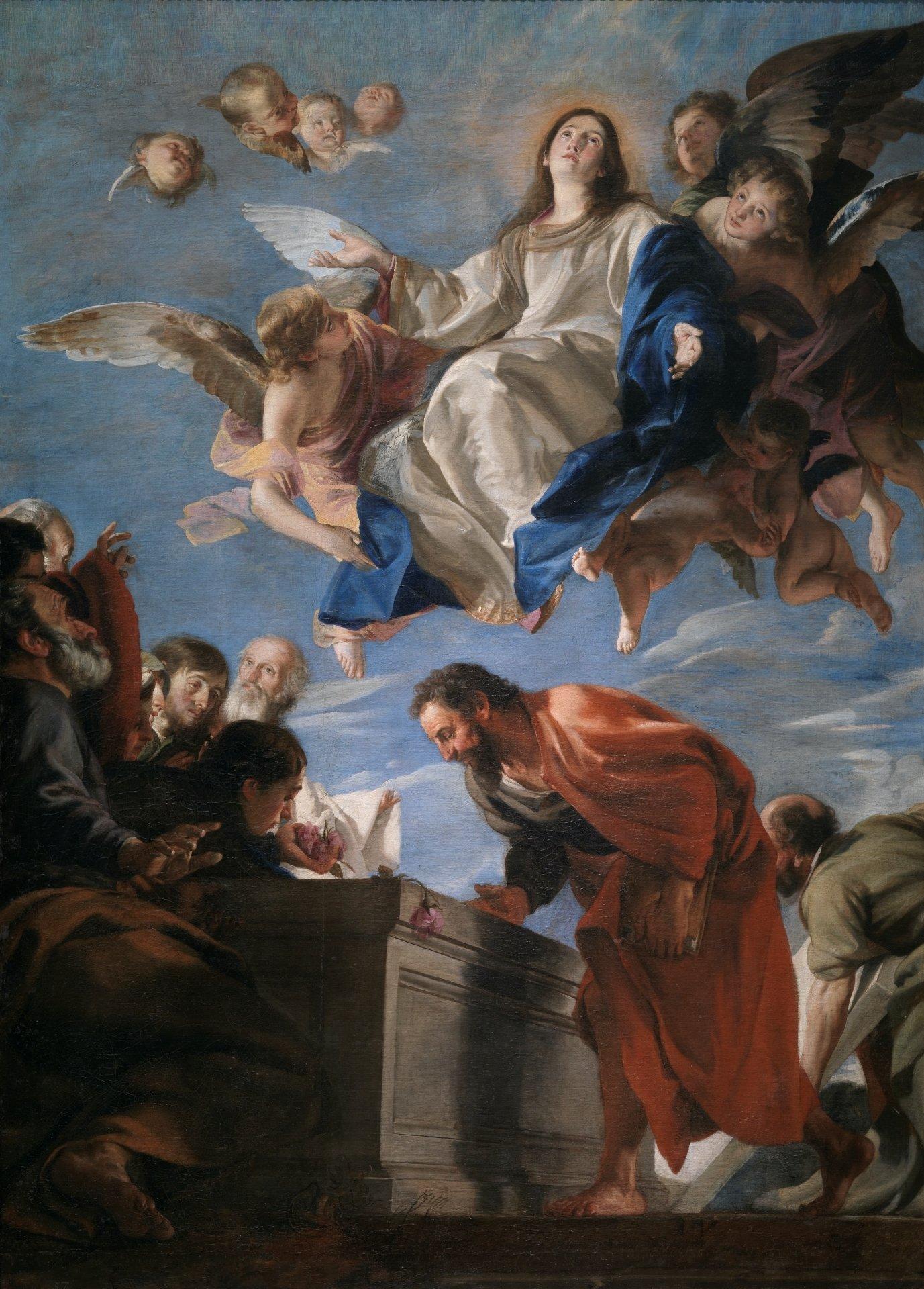 Asunción de la Virgen María.|Fuente: Wikipedia