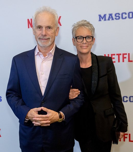 Christopher Guest and Jamie Lee Curtis at the Linwood Dunn Theater on October 5, 2016 in Los Angeles, California. | Photo: Getty Images