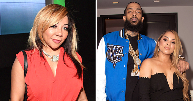 Tiny Harris Teams up with Daughter Heiress to Pay Tribute to Nipsey Hussle