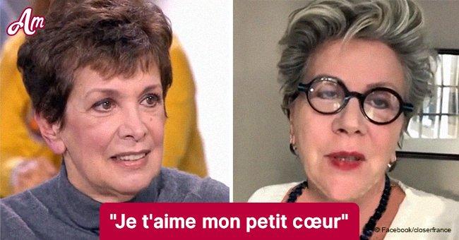 Catherine Laborde luttant contre la maladie de Parkinson, est émue par le message vidéo de sa sœur