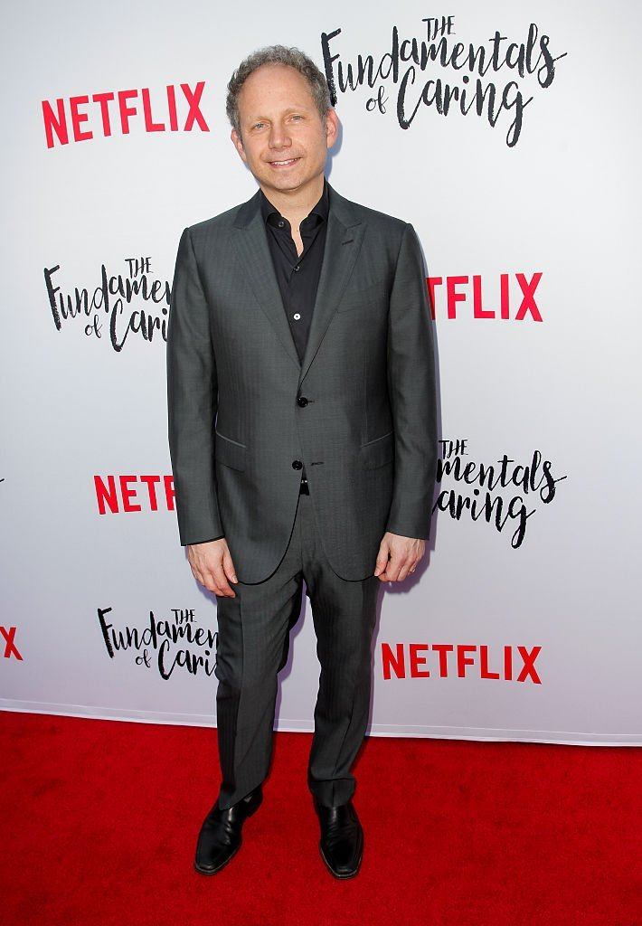 "Rob Burnett attends the Screening of Netflix's ""The Fundamentals Of Caring."" 