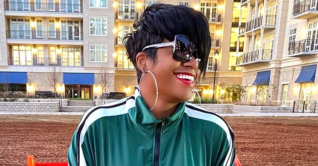 Fantasia Barrino's Daughter Zion Shows off Her Long Lashes and Wavy Hair – Do They Look Alike?
