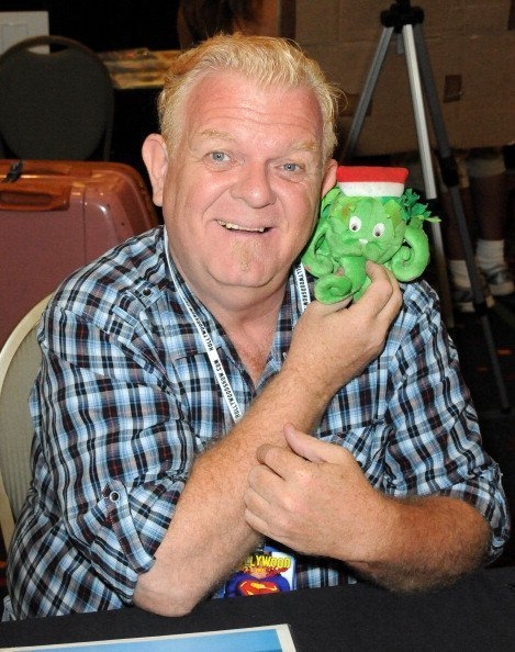 Johnny Whitaker participates in The Hollywood Show at Burbank Airport Marriott Hotel & Convention Center in 2012. Photo: Getty Images/GlobalImagesUkraine