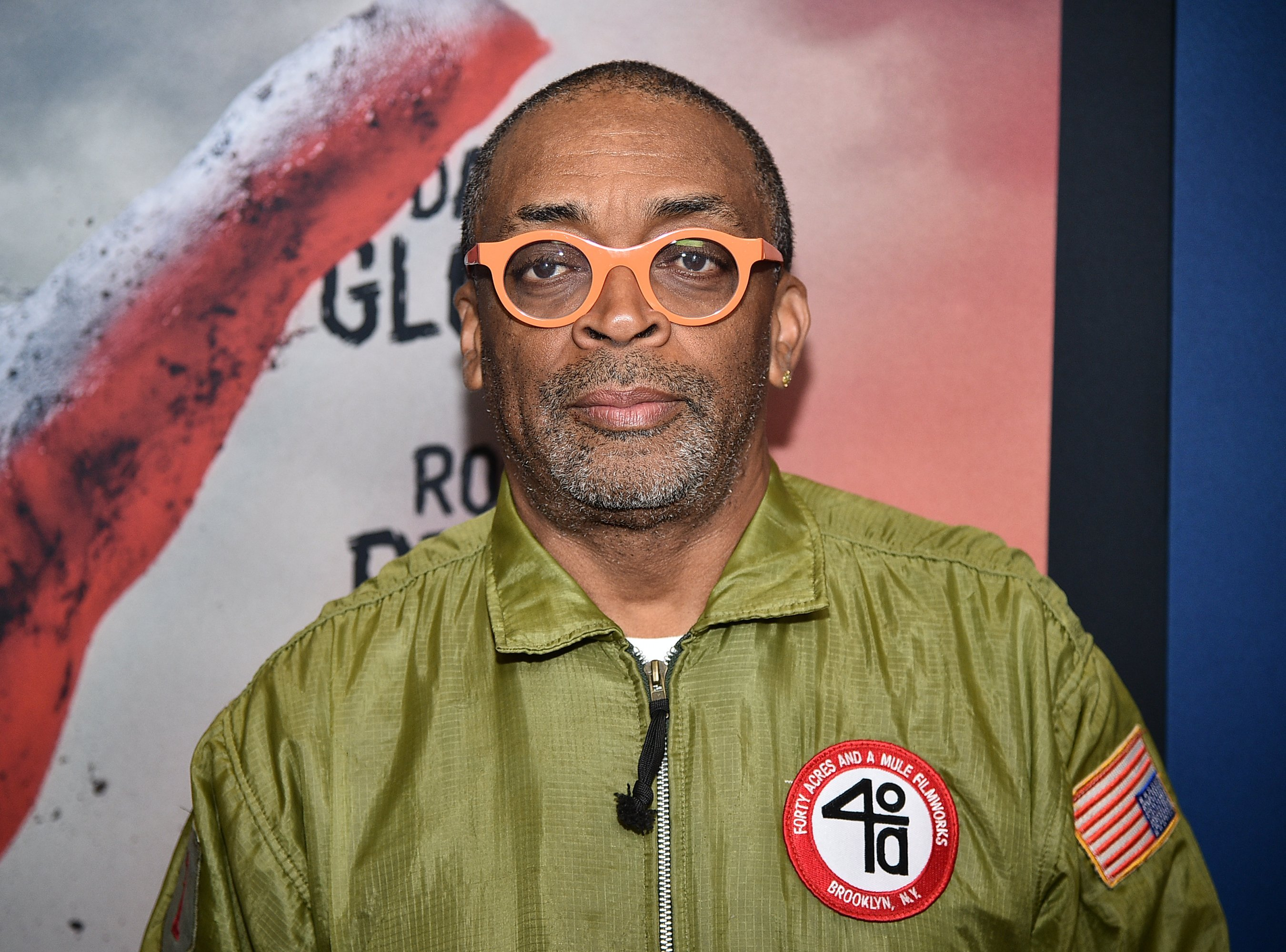 """Spike Lee a the """"The Dead Don't Die"""" Premiere at Museum of Modern Art in New York City 