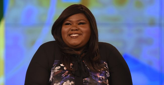 Fans Complement Gabby Sidibe's Hair as She Shows Glowing Face & Locks with Beads in New Photos