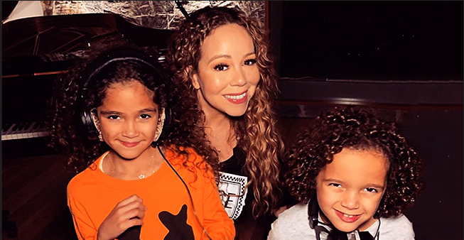 Mariah Carey and Her Twins Have Fun Singing New 'Mixed-Ish' Theme Song, 'In the Mix'
